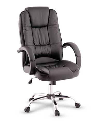 Madox kancelárske kreslo čierna