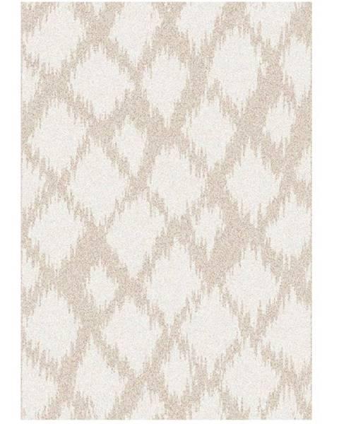 Tempo Kondela Libar koberec 133x190 cm krémová