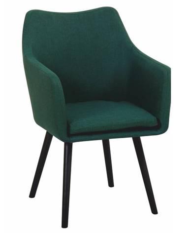 Dabir jedálenské kreslo smaragdová