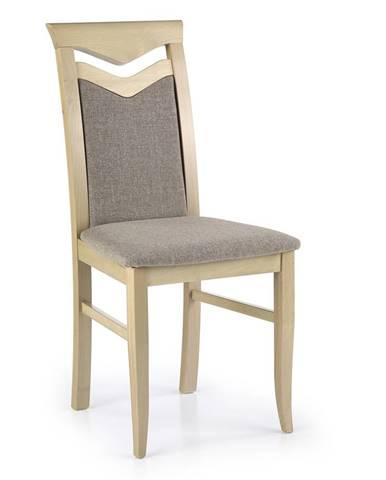 Citrone jedálenská stolička dub sonoma