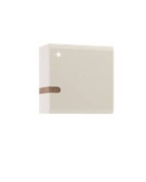 Tempo Kondela Lynatet 65 skrinka na stenu biela