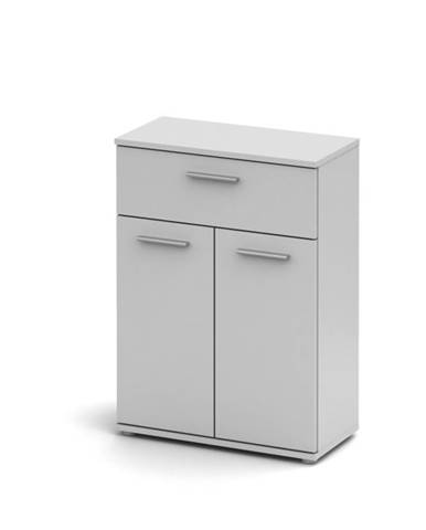 Noko-Singa 33 dvojdverová komoda biela