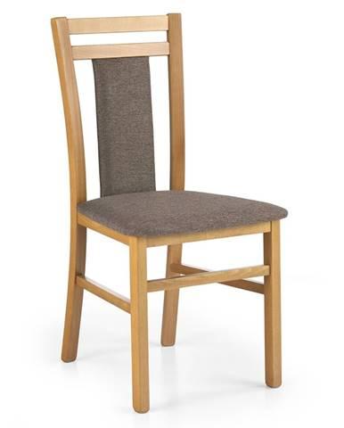 Hubert 8 jedálenská stolička jelša