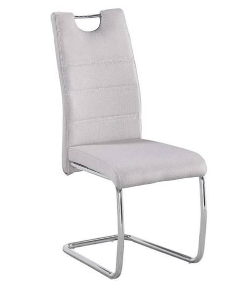 Tempo Kondela Abira New jedálenská stolička béžová