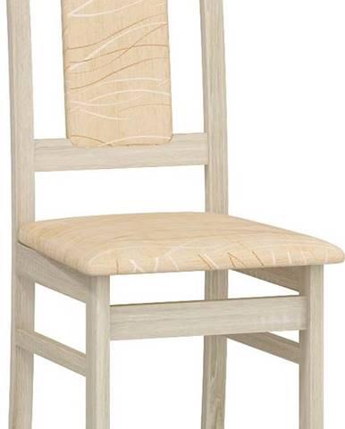A jedálenská stolička sonoma svetlá
