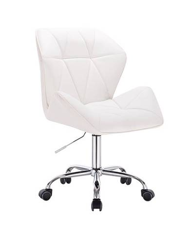 Twist kancelárske kreslo biela