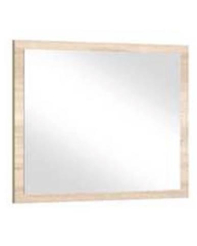 Bafra zrkadlo na stenu dub artisan