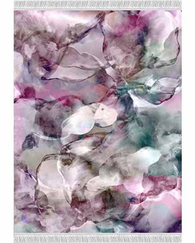 Delila koberec ružová