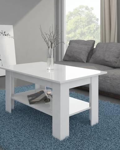 Elaiza konferenčný stolík biela
