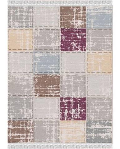 Firbi koberec hnedá