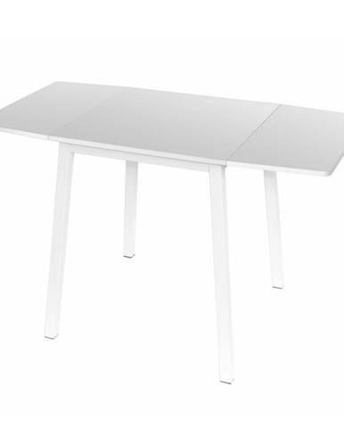 Mauro rozkladací jedálenský stôl biela
