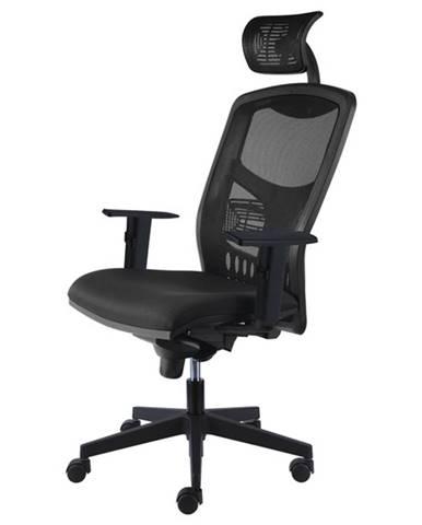 Kancelárske kreslo FOSS čierna