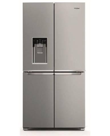 Kombinácia chladničky s mrazničkou Whirlpool WQ9I MO1L nerez