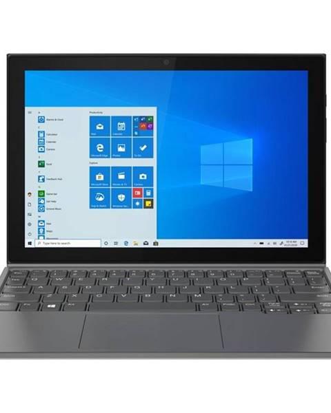"Lenovo Notebook Lenovo Duet 3 10IGL5 sivý Celeron N4020, 4GB, 128GB, 10.3"""