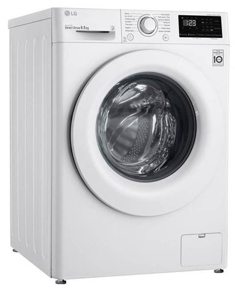 LG Práčka LG F26v2wn3w biela