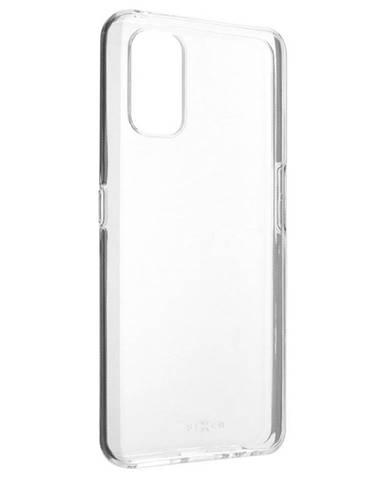 Kryt na mobil Fixed na Realme 7 Pro priehľadný