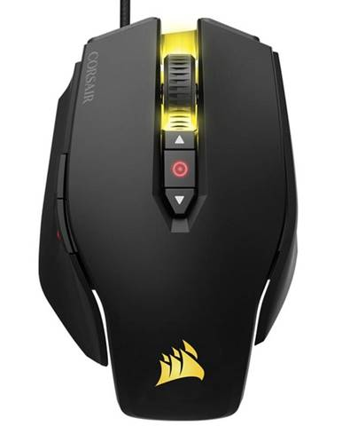 Myš  Corsair M65 PRO RGB FPS čierna