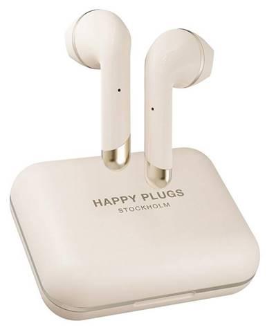 Slúchadlá Happy Plugs Air 1 Plus zlat
