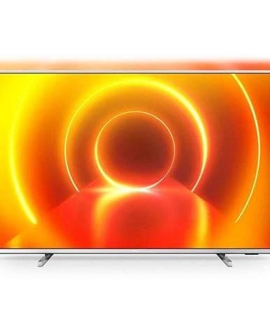 Televízor Philips 58PUS7855 strieborn