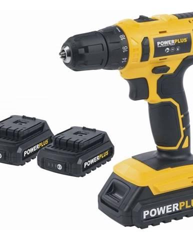 Aku vŕtačka Powerplus Powx00500
