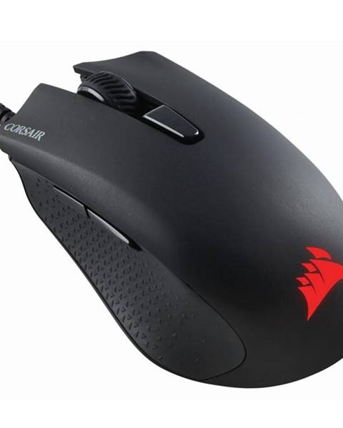 CORSAIR Myš  Corsair Harpoon RGB PRO čierna