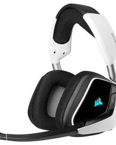 Headset  Corsair Void RGB Elite Premium 7.1 biely