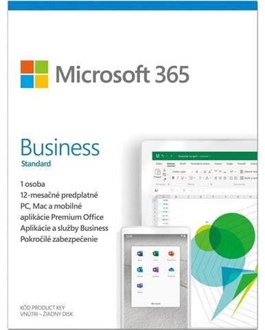 Software  Microsoft 365 Business standard SK