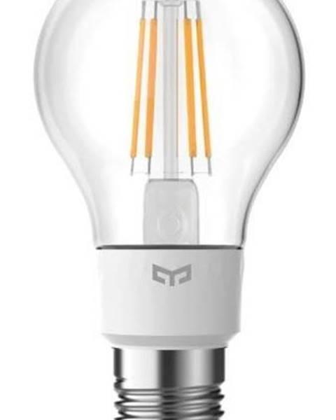 Yeelight Inteligentná žiarovka Yeelight Smart Filament, E27, 6W, teplá bílá
