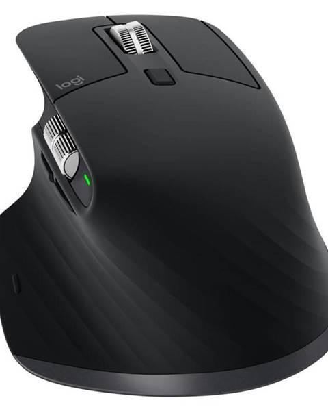 Logitech Myš  Logitech MX Master 3 Advanced Wireless čierna