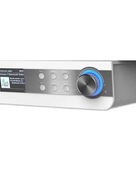 Soundmaster Internetový rádioprijímač Soundmaster Ir1450we strieborný/biely
