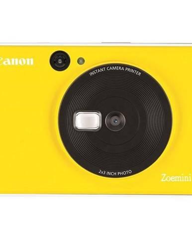 Digitálny fotoaparát Canon Zoemini C žlt