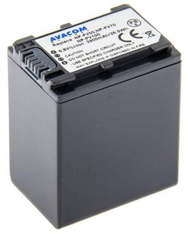Batéria Avacom Sony NP-FV100 Li-Ion 6.8V 3900mAh 26.5Wh