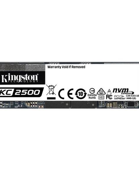 Kingston SSD Kingston KC2500 M.2 2280 NVMe 250GB