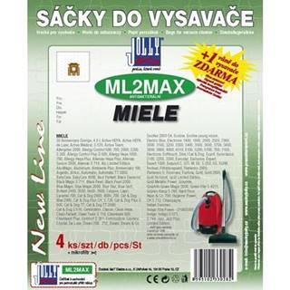 Sáčky pre vysávače Jolly MAX ML 2