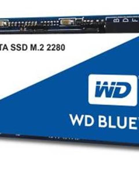 Western Digital SSD Western Digital Blue 3D Nand 500GB M.2