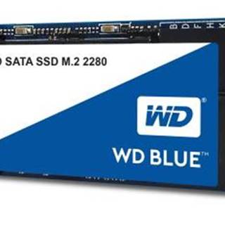 SSD Western Digital Blue 3D Nand 500GB M.2