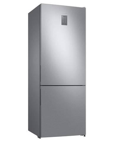 Kombinácia chladničky s mrazničkou Samsung Rb46ts374sa/EO strieborn