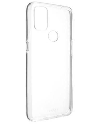 Kryt na mobil Fixed na OnePlus Nord N10 5G priehľadný