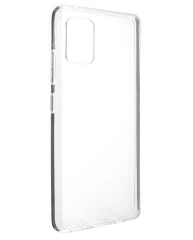 Kryt na mobil Fixed na Samsung Galaxy A51 5G priehľadný