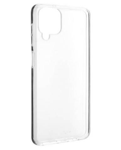 Kryt na mobil Fixed na Samsung Galaxy M12 priehľadný