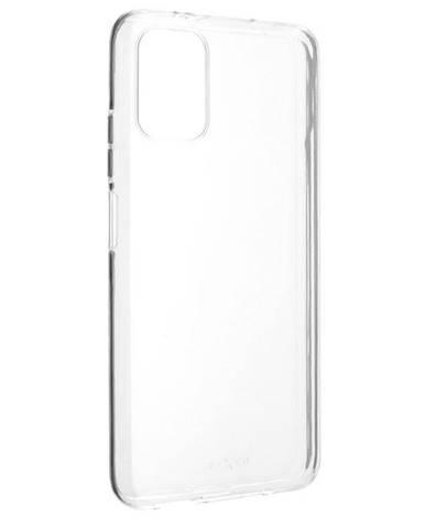 Kryt na mobil Fixed na Xiaomi Poco M3 priehľadný