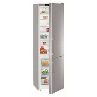 Kombinácia chladničky s mrazničkou Liebherr Comfort CNef 4015 nerez