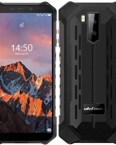 Mobilný telefón UleFone Armor X5 PRO Dual SIM čierny