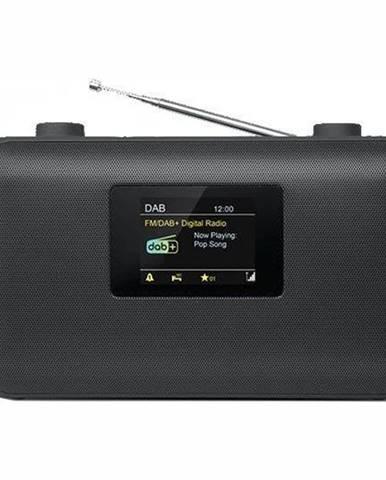 Rádioprijímač s DAB+ MM-118 DB čierny