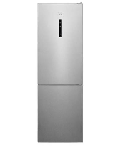 Kombinácia chladničky s mrazničkou AEG Mastery Rcb732e5mx nerez