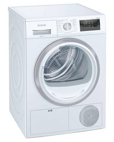 Sušička bielizne Siemens iQ300 Wt45h201cs biela