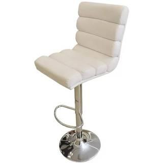 Barová stolička Alpha biely