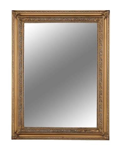Zrkadlo zlatá MALKIA TYP 15