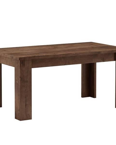 MERKURY MARKET Stôl 120x80+40 Tadeusz dub lefkas
