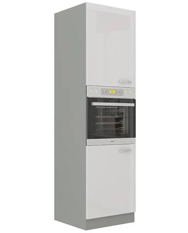 Skrinka do kuchyne Bianka 60 DP/210 2F
